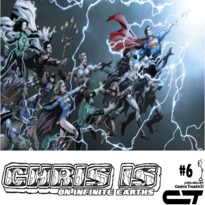 Chris is on Infinite Earths, Episode 6: DC Universe Rebirth #1 (2016)