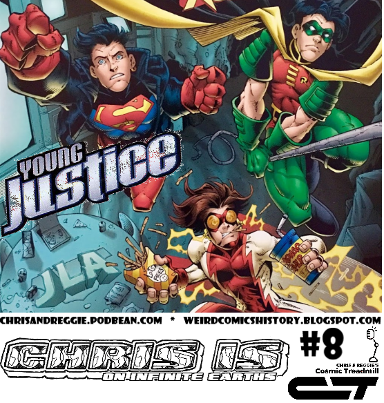 Chris is on Infinite Earths, Episode 8: Young Justice #1 (1998)
