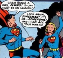 Cosmic Treadmill, Ep. 2 - Action Comics #252 (First Supergirl!)