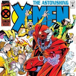 Cosmic Treadmill ep. 101 - Marvel Comics' Age of Apocalypse Part Two: Astonishing X-Men #1 (and all the #1 issues!) (1995)