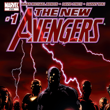 Cosmic Treadmill ep. 122 - The New Avengers (2005)