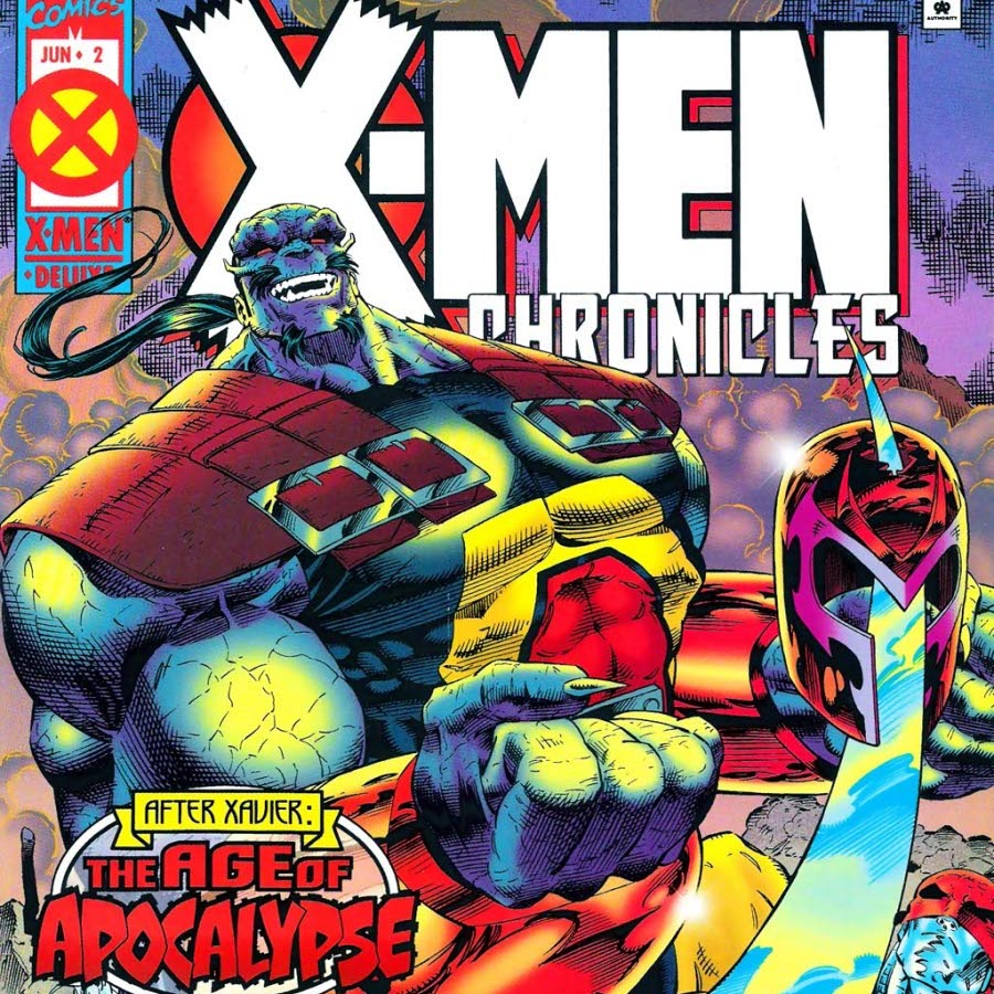 Cosmic Treadmill ep. 102 - Marvel Comics' Age of Apocalypse Part Three: X-Men Chronicles #2 (and finishing half of the issues!) (1995)