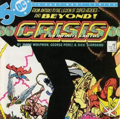 Cosmic Treadmill ep. 50 - Crisis on Infinite Earths, Part One! (1985)