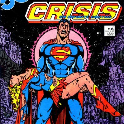 Cosmic Treadmill ep. 52 - Crisis on Infinite Earths, Part Three! (1985-86)