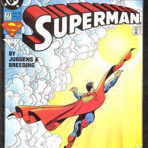 Cosmic Treadmill ep. 64 - The Death of Superman, Part 2: Funeral For a Friend