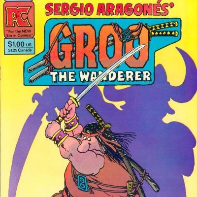 Cosmic Treadmill ep. 91 - Groo the Wanderer #1 (1982)