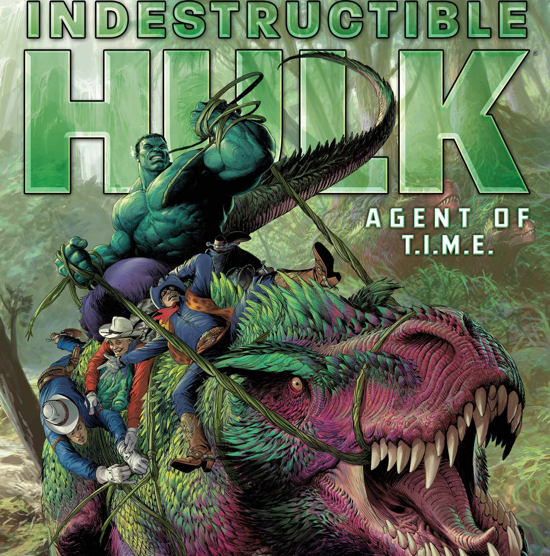 Cosmic Treadmill ep. 133 - The Indestructible Hulk #12 (2013)