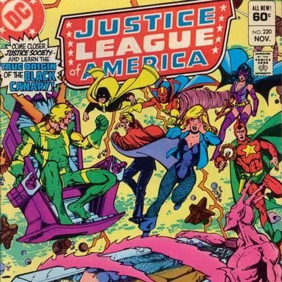 Cosmic Treadmill ep. 124 - Justice League of America #219-220: Crisis in the Thunderbolt Dimension! (1983)