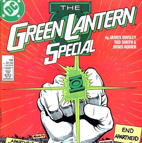 Cosmic Treadmill ep. 115 - Action Comics Weekly: Green Lantern Part Two (1988)
