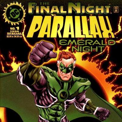 Cosmic Treadmill ep. 59 - Parallax: Emerald Night #1 (Final Night, 1996)