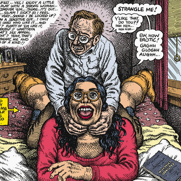 Reggie's Comics Stories ep. 6 - R. Crumb is a Sexual Predator