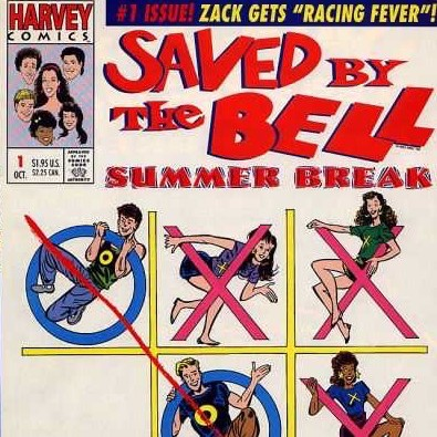 Cosmic Treadmill ep. 120 - Saved By the Bell Summer Break #1 (1992)