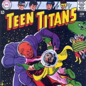 Cosmic Treadmill ep. 136 - Teen Titans #12 (1967)