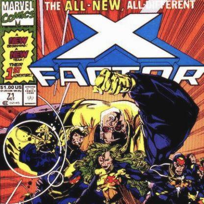 Cosmic Treadmill ep. 61 - X-Factor #71 (1991)