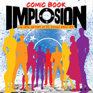 Reggie's Comics Stories ep. 13 - Comic Book Implosion