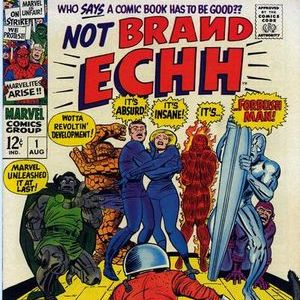 Reggie's Comics Stories ep. 13 - Not Brand Echh!