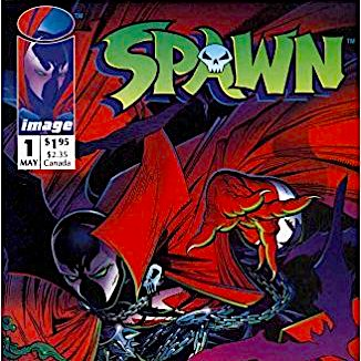 Cosmic Treadmill ep. 68 - Spawn #1 (1992)