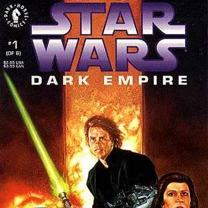 Cosmic Treadmill ep. 140 - Star Wars: Dark Empire #1 (1991)