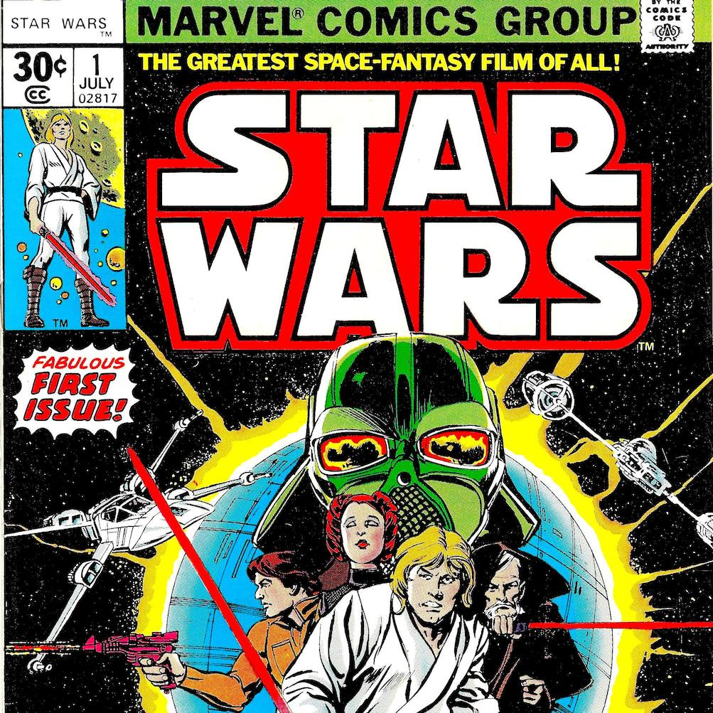 Cosmic Treadmill ep. 119 - Star Wars #1 (1977)