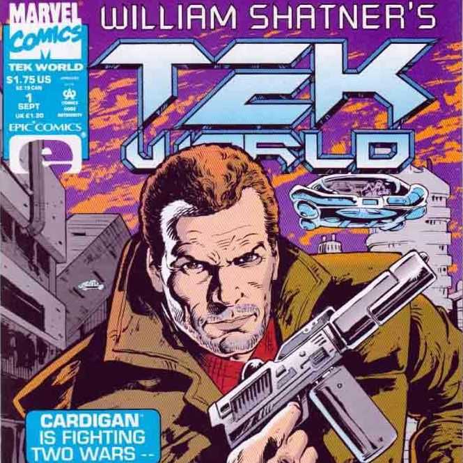 Cosmic Treadmill ep. 141 - William Shatner's TekWorld #1 (1992)