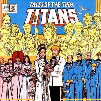 Cosmic Treadmill ep. 72 - Tales of the Teen Titans #50 (1985): The Life and Times of Terry Long