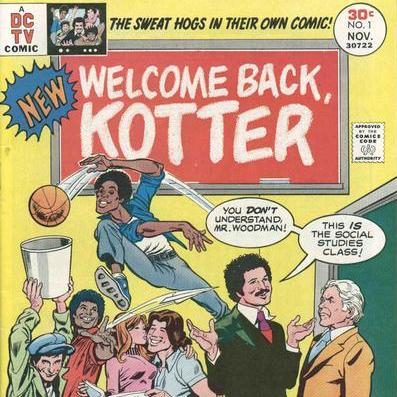 Cosmic Treadmill ep. 90 - Welcome Back, Kotter #1 (1976)