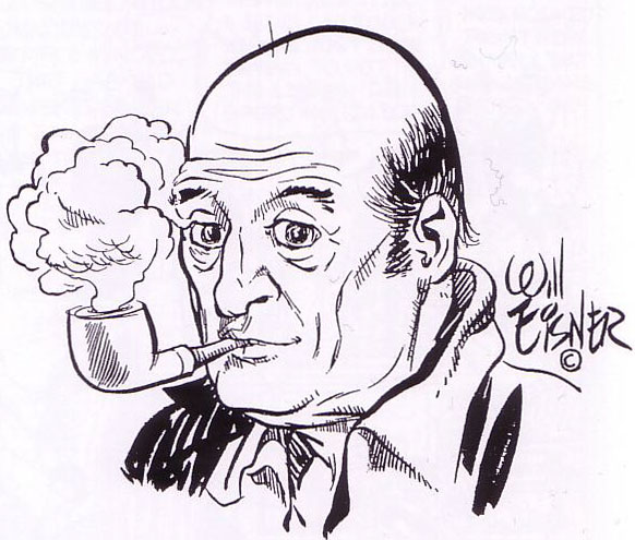 Weird Comics History, Episode 25 - Will Eisner