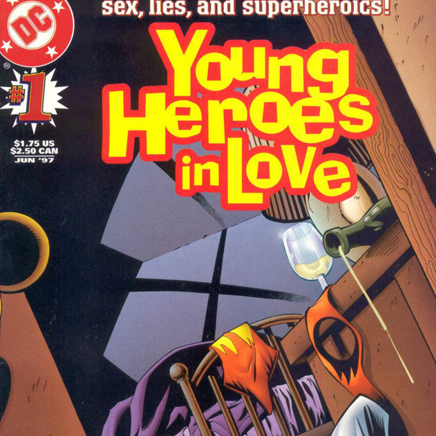 Cosmic Treadmill ep. 88 - Young Heroes in Love #1 (1997)