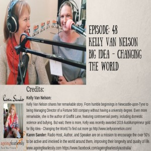 Episode 48 Big Ideas Changing the World