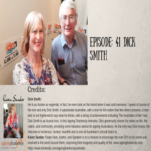 Episode 41 An Interview with Dick Smith,