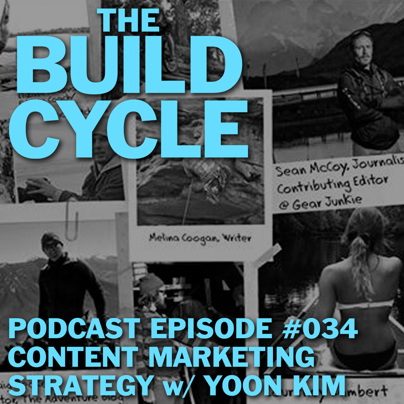 Ep #034 - Content Strategy Tips w/ Blogs for Brands' Yoon Kim