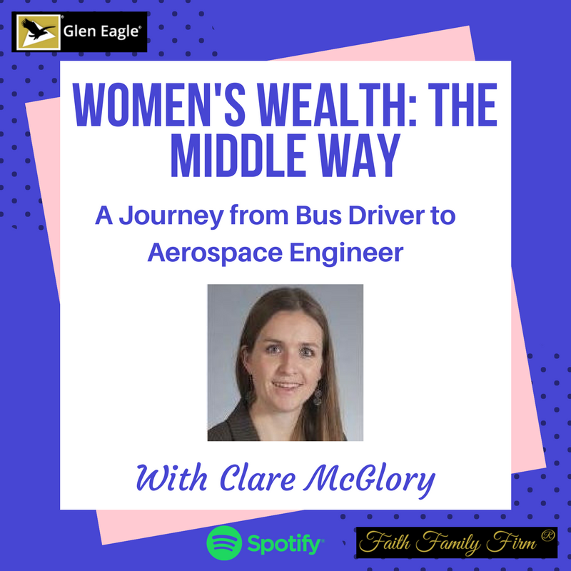 A Journey from Bus Driver to Aerospace Engineer with Clare McGlory