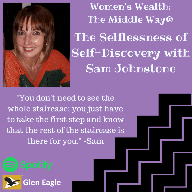 The Selflessness of Self-Discovery with Sam Johnstone