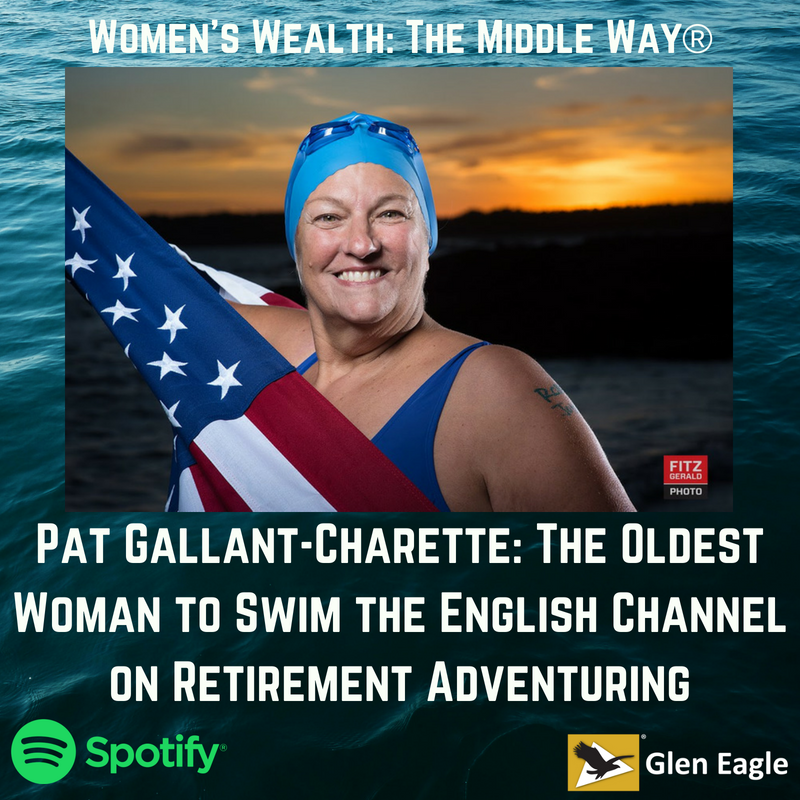 The Oldest Woman to Swim the English Channel on Retirement Adventuring