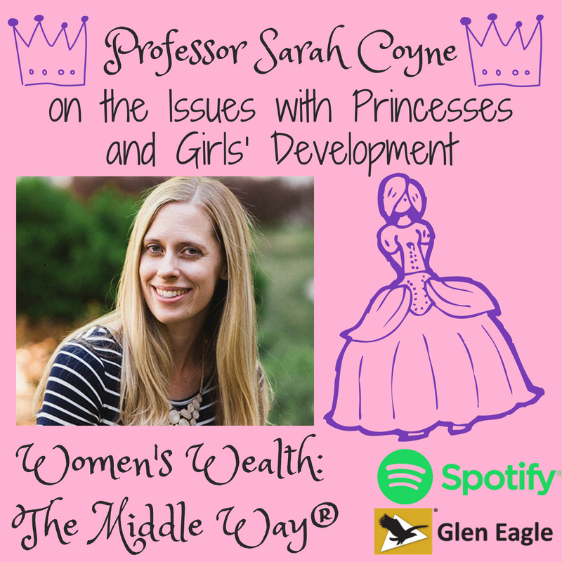 Sarah Coyne on the Issue of Princesses and Girls' Development