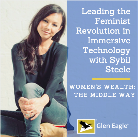 Leading the Feminist Revolution in Immersive Technology with Sybil Steele