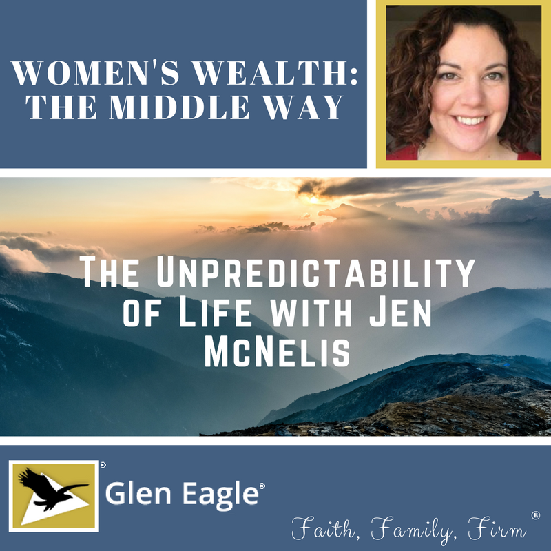 The Unpredictability of Life with Jen McNelis