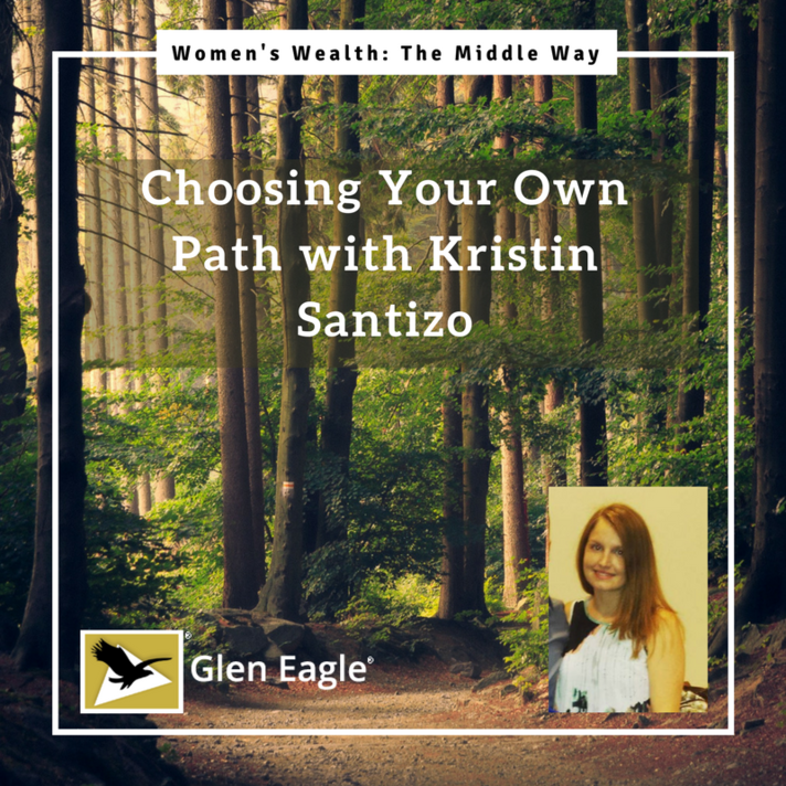 Choosing Your Own Path with Kristin Santizo