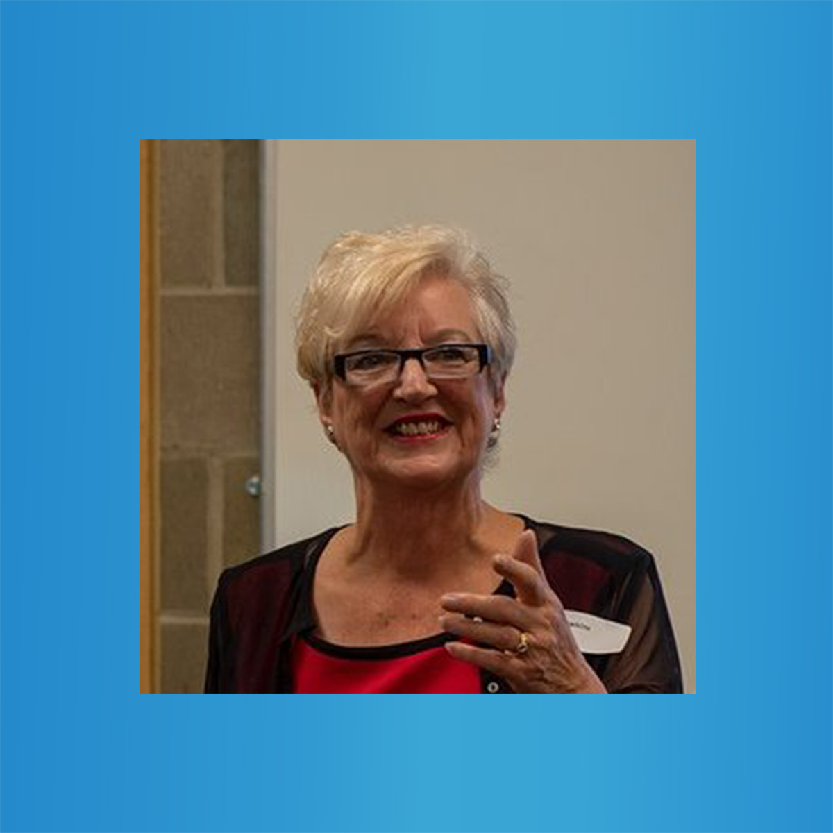 Episode 26: Ann Hawkins - Networking for impact