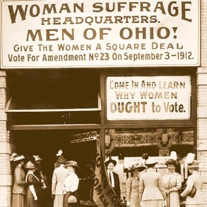 The Centennial of Suffrage - Ep. # 125