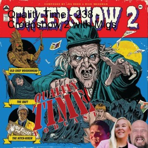 Quality Time - 238 - Creepshow 2 with Migs