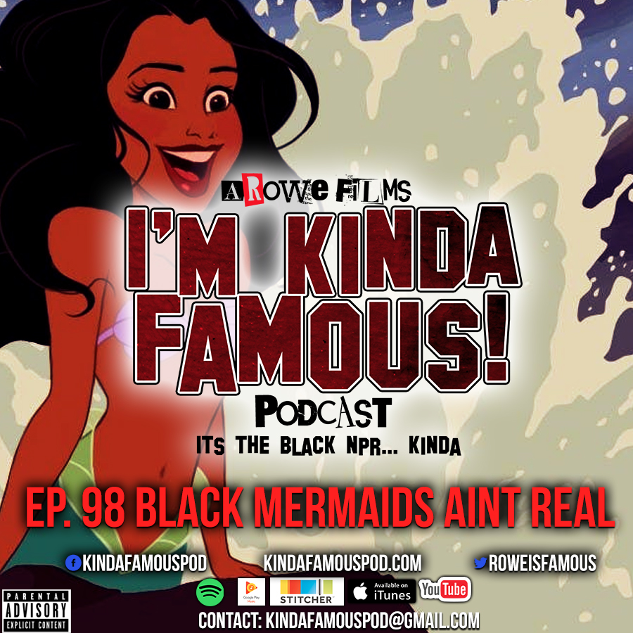 I'm Kinda Famous Podcast | Podbay