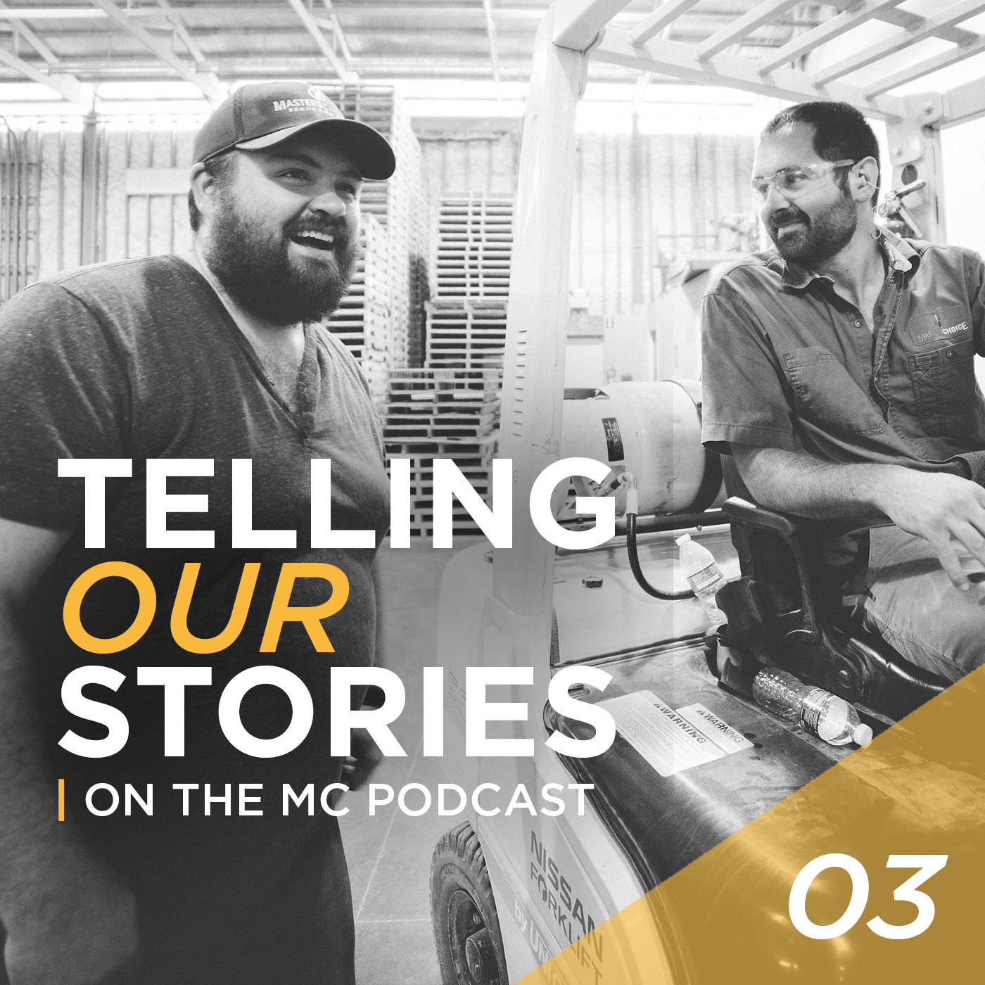 Telling Our Stories 003 - Caleb Crabtree