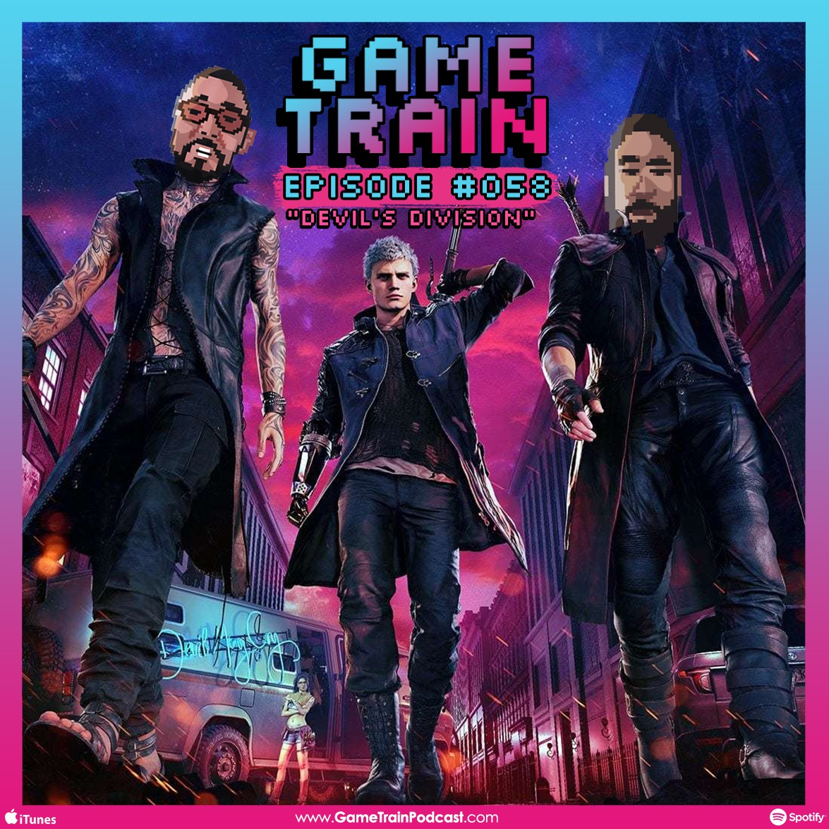 "Game Train - Episode #058 ""Devil's Division"""
