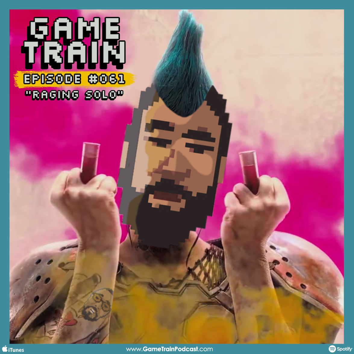 "Game Train - Episode #061 ""Raging Solo"""