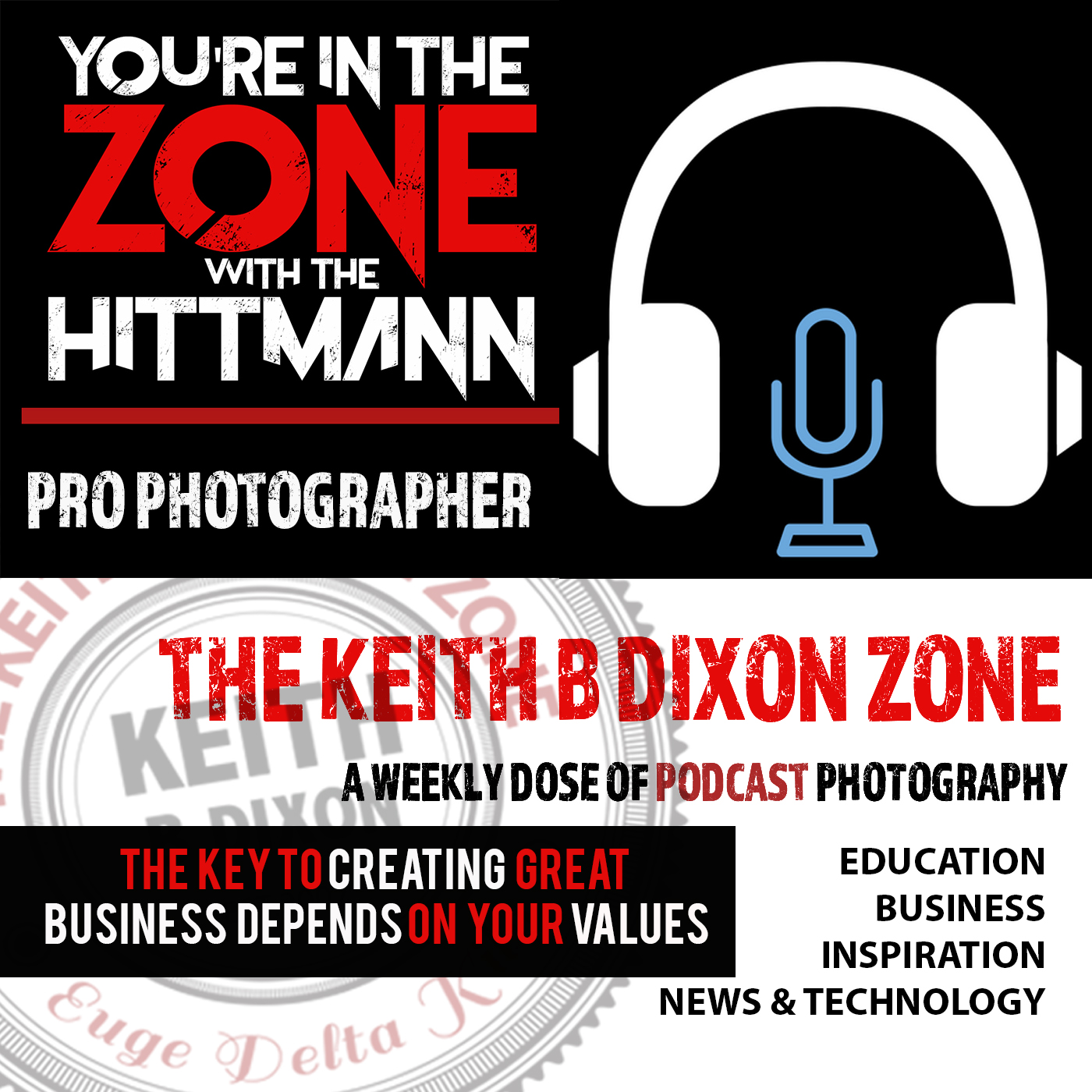 EP #9- The Key to Creating Great Business Depends on Your Values.