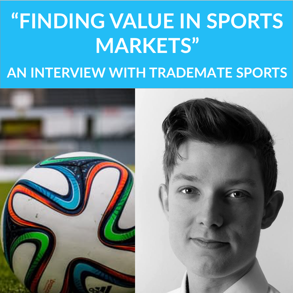Finding Value in Sports Trading Markets with Trademate Sports