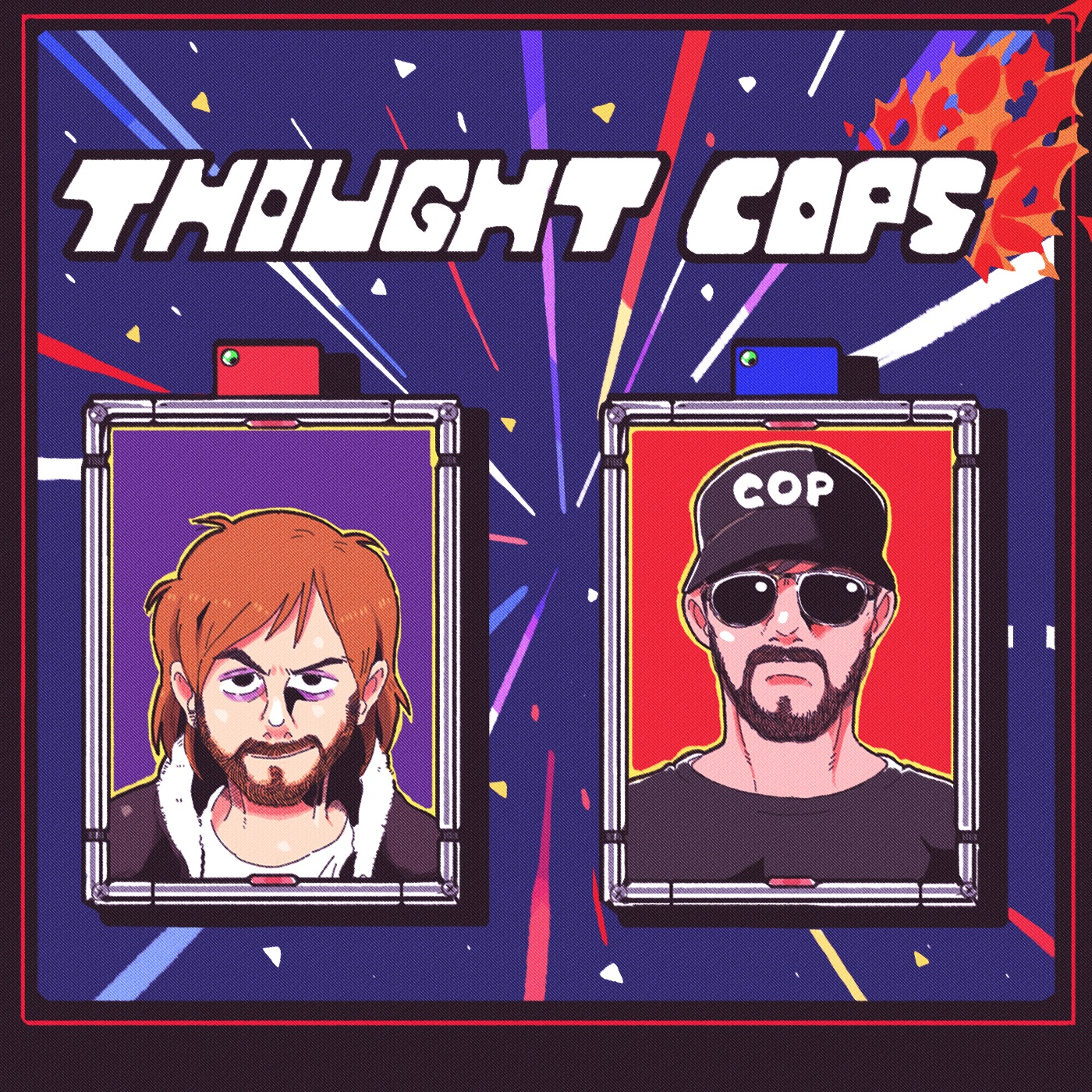 Thought Cops: Case File 108 with Dick Masterson