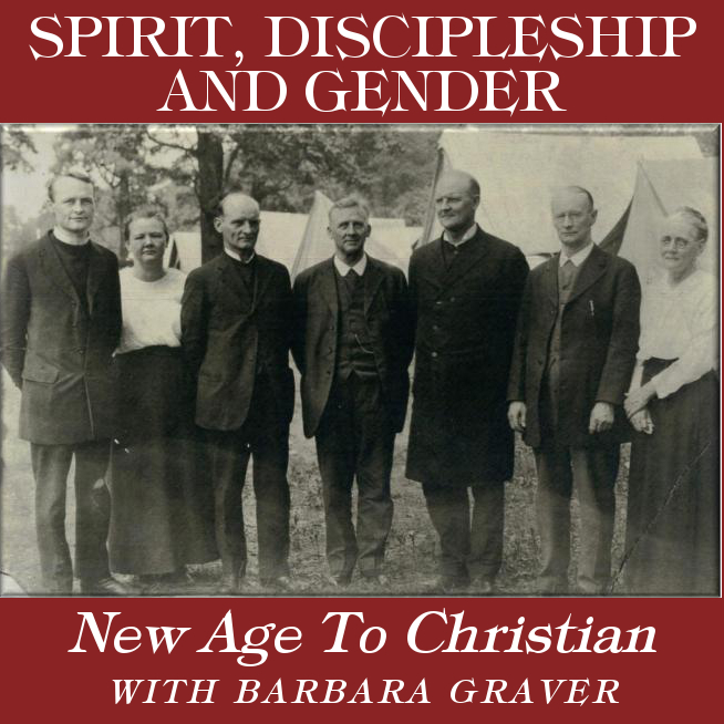 Spirit, Discipleship & Gender (Episode 22)