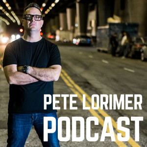 Move Fast and Break Things - Being Decisive in Business - Pete Lorimer Podcast